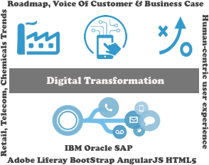 Digital Strategy, Roadmap and Capability Map